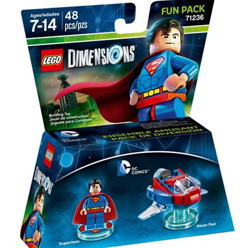 Lego Dimensions 71236 Superman and Hover Pod