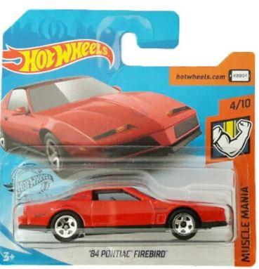 Hot Wheels '84 Pontiac Firebird