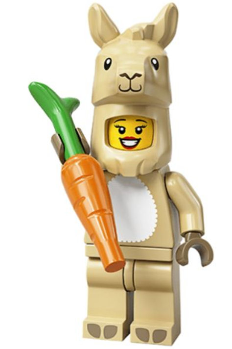 Lego Minifigür Seri 20 - 7 Numara