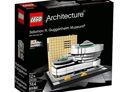Lego Architecture 21035 Solomon R. Guggenheim Museum®