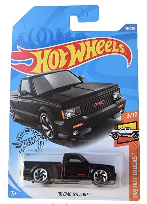 Hot Wheels 91 GMC Syclone