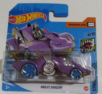 Hot Wheels Knight Draggin