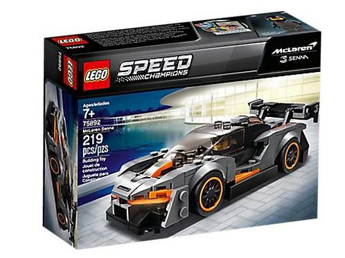 Lego Speed 75892 McLaren Senna