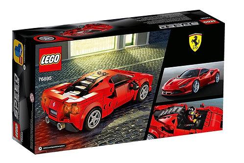 Lego Speed Champion 76895 Ferrari F8 Tributo