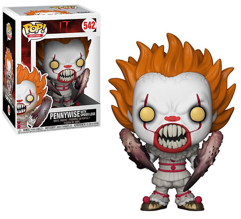 Funko Pop Movies 542 Pennywise With Spider Legs