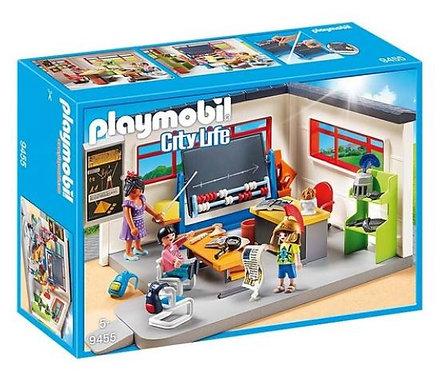 Playmobil City History Class 9455