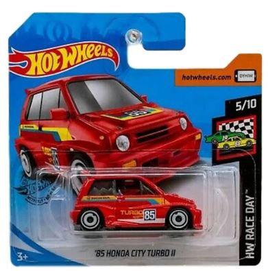 Hot Wheels 85 Honda City Turbo II