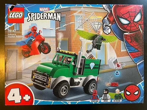 OUTLET - LEGO® Marvel Spider-Man Vulture'ın Kamyoncu Soygunu (76147)