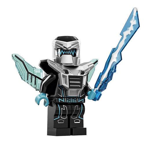 Lego Minifigür Seri 15 Laser Mech