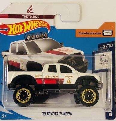 Hot Wheels '10 Toyota Tundra