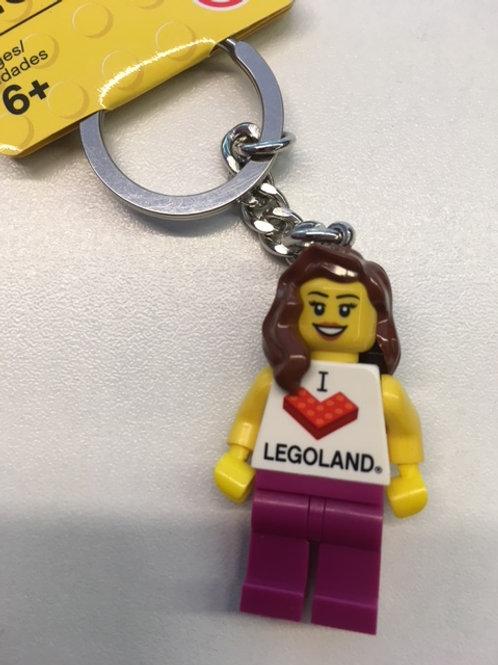 Lego Anahtarlık 851330 Legoland Kız