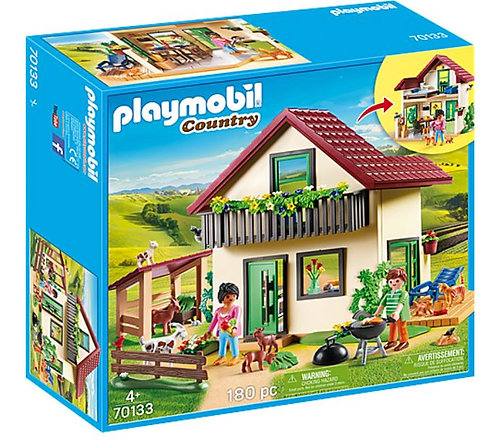 Playmobil 70133 Modern Farmhouse
