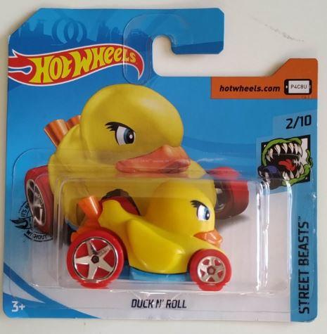 Hot Wheels Duck N' Roll