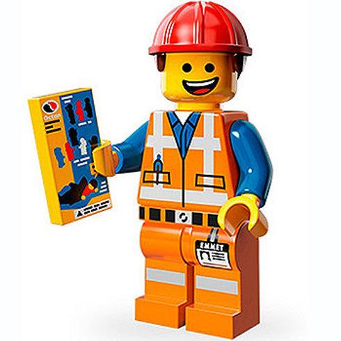 Lego Minifigür Movie Seri Emmet