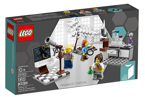 Lego ideas 21110 Research Institute