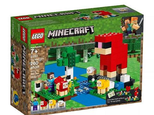 Lego Minecraft 21153 Wool Farm