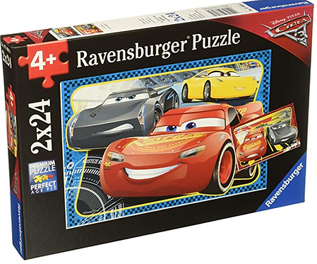 Ravensburger 2x24 (78080) Cars