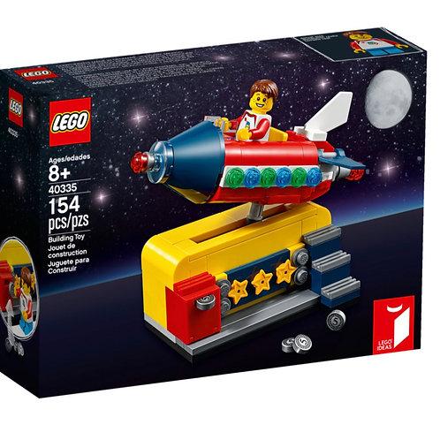 Lego İdeas 40335 Space Rocket Ride