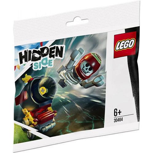 Lego Hidden Side 30464 El Fuego's Stunt Cannon Polybag