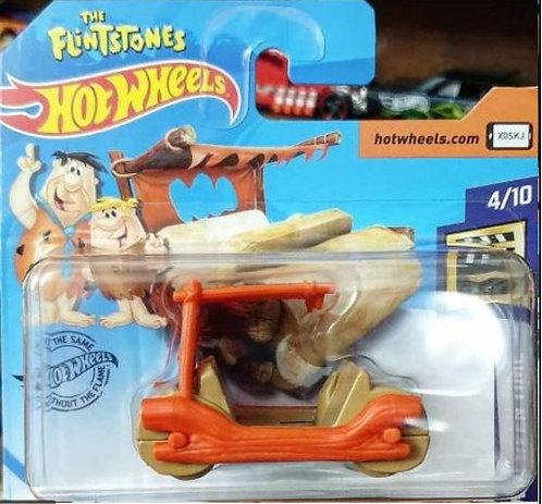 Hot Wheels The Flinstones Flintmobile