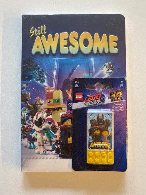 Lego Defter - Silgi