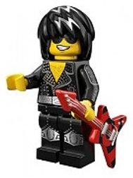 Lego Minifigür Seri 12 Rock Star