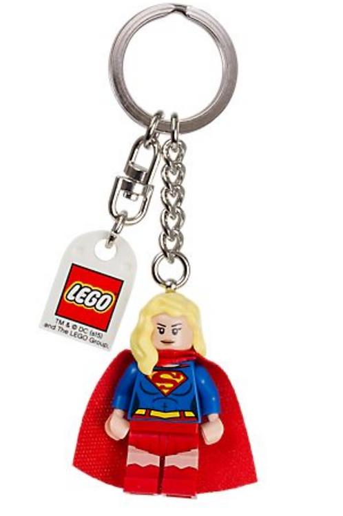 Lego Anahtarlık 853455 SuperGirl