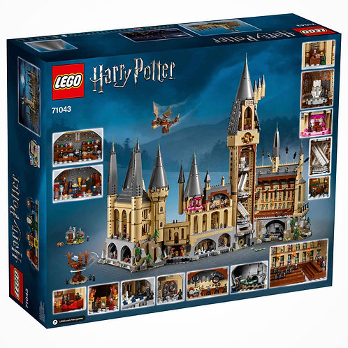 Lego 71043 Harry Potter Hogwarts™ Castle