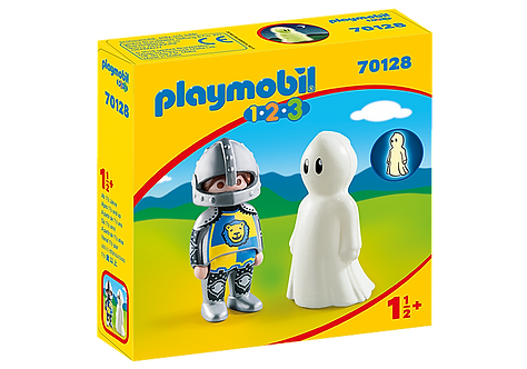 Playmobil 70128 Knight with Ghost