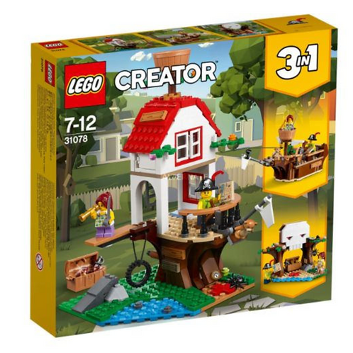 Lego 31078 Treehouse Treasures