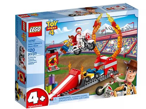 Lego Juniors 10767 Toy Story 4 Duke Caboom's Stunt Show