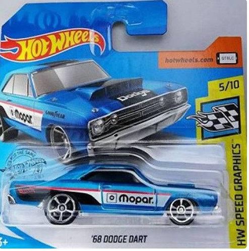 Hot Wheels '68 Dodge Dart