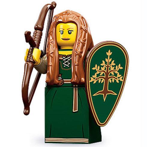 Lego Minifigür Seri 9 Forest Maiden No:15