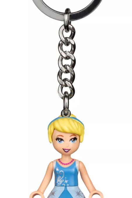 Lego Anahtarlık 853781 Disney Cinderella Keyring