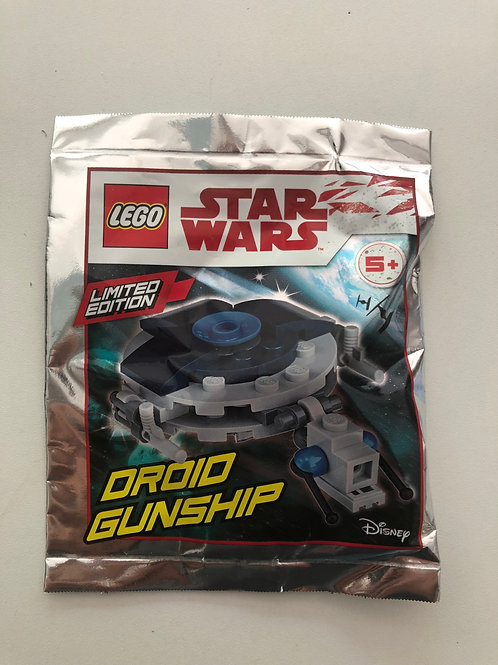 Lego Star Wars Droid Gunship Polybag