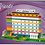 Thumbnail: Lego Friends 850581 Brick Calendar - Days and Months in English