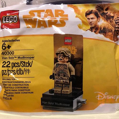 Lego Polybag 40300 Han Solo Mudtrooper