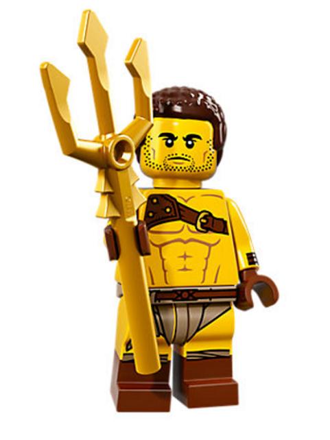 Lego Minifigür Seri 17