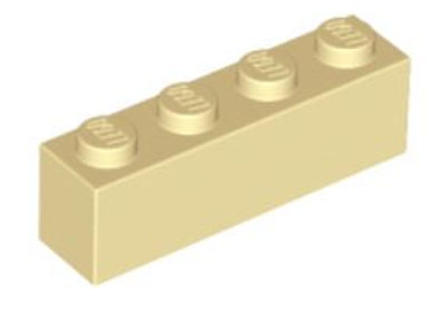 Part 3010 Brick 1 x 4