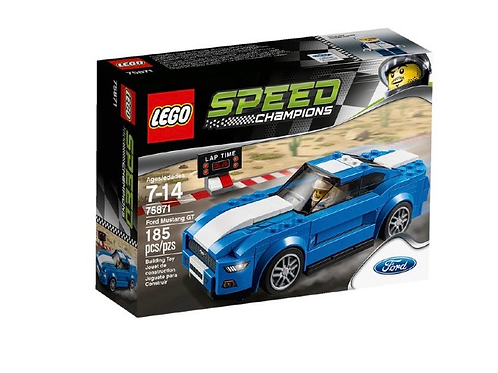 Lego Speed 75871 Ford Mustang GT