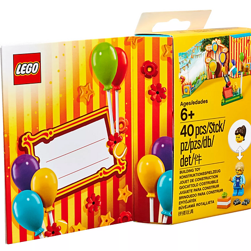LEGO® Greeting Card