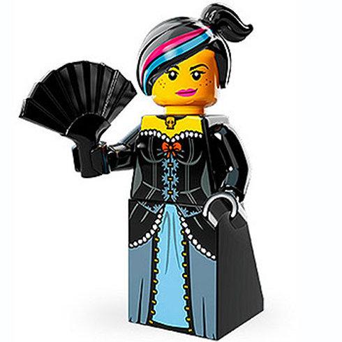 Lego Minifigür Movie Seri Wyldstyle