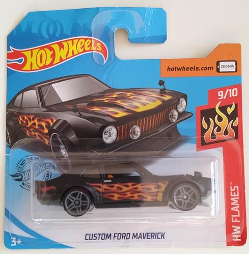 Hot Wheels Custom Ford Maverick