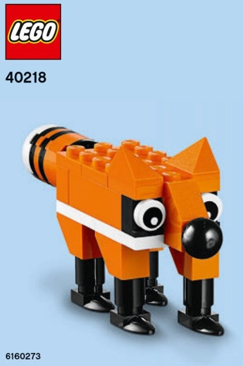Lego Polybag 40218