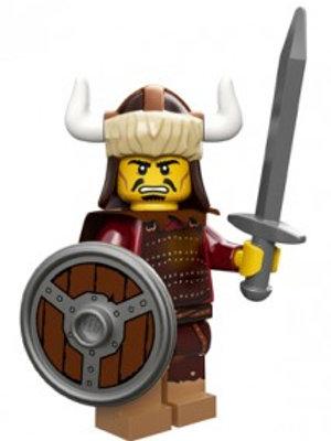 Lego Minifigür Seri 12 Hun Warrior