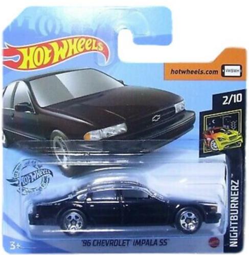 Hot Wheels '96 Chevrolet İmpala SS