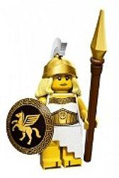 Lego Minifigür Seri 12 Battle Goddess