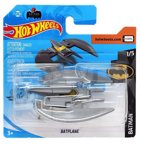 Hot Wheels Batplane