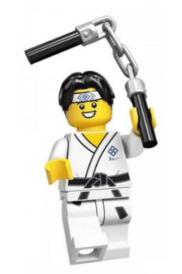 Lego Minifigür Seri 20 - 10 Numara