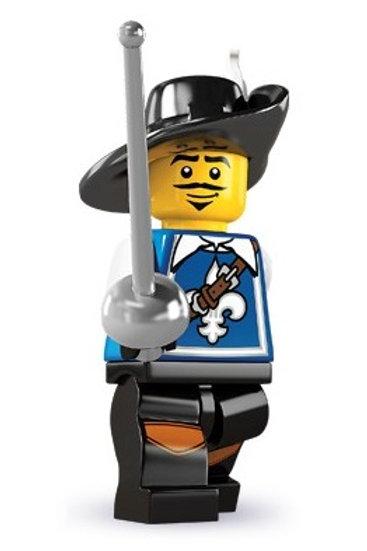 Lego Minifigür Seri 4 Musketeer